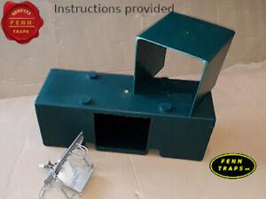 Fenn trap Mark4 Mark6  Mk4 rat squirrel or tunnel BUY DIRECT