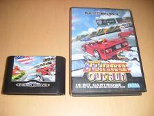 Sega Mega Drive Racing Boxing Video Games