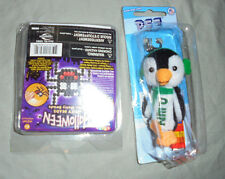 Pez Plush Penguin Candy Dispenser Halloween Melty Beads & Pegboard Toy