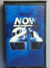 Now That's What I Call Music 21 Double Cassette Tape