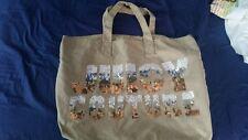 Tan Juicy Couture JC Beach Shopping Tote Bag