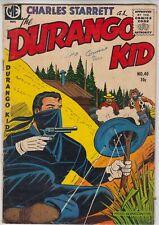 THE DURANGO KID #40 ME Comics 1955 G