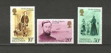 Tristan Da Cunha 1981 Y&T N°285/287 3 timbres non oblitérés /T4507