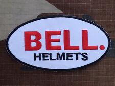 ECUSSON PATCH THERMOCOLLANT aufnaher toppa BELL helmet casque motard superbike