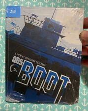 Das Boot - (Blu-ray Disc, 2014) SteelBook ~ New