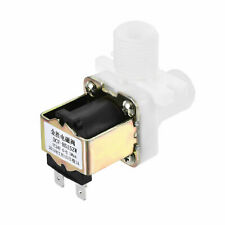 Dc24v G12 Electric Solenoid Valve Nc Pressure Water Outlet For Washer