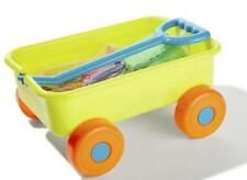 Kids Garden Wagon and 7 Garden Tools Toy Set