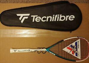 Tecnifibre Carboflex Airshaft 125 NS Squash Racket