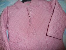 nwot castles and crowns red check quilted jacket girls 6 free shipping USA