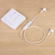 Wireless Bluetooth Headset Stereo Headphone Earphone for Mobile Phone