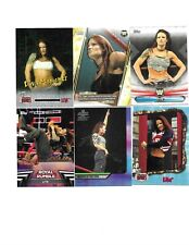 TOPPS 6 WWE SEXY LITA WRESTLING CARDS READ
