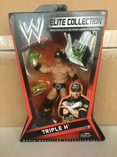 WWE Mattel Elite 7 Triple H HHH D-Generation X DX WWF - MOC