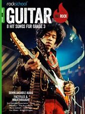 ROCKSCHOOL GUITAR Hot Rock Grade 3 + online*