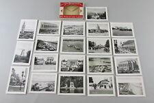 Set of 20  Photos in Mailer San Francisco Souvenir Views