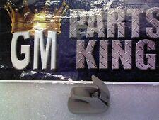 GM OEM Interior-Roof-Coat Hook 25949572 - Shale