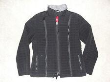 Espirt Outterwear Black Quilted Jacket Size M