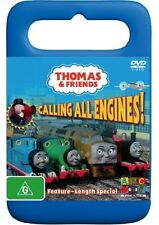 Thomas The Tank Engine And Friends - Calling All Engines (DVD, 2005)