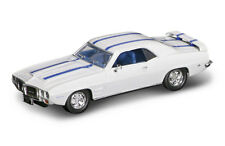 1/43 YAT MING 94238 - 1969 PONTIAC® FIREBIRD® TRANS AM, WHITE, DIE-CAST, NEW