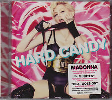 Madonna Hard Candy as CD 4 Minutes Justin Timberlake Give It 2 Me