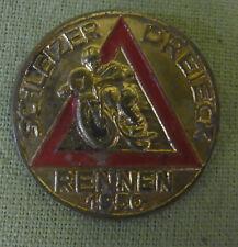 Rda insigne-pin-schleizer triangle course - 1950