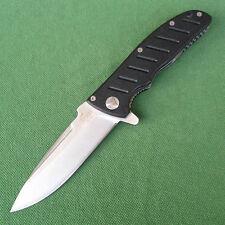 ENLAN G10 Handle Liner Lock Camping Pocket Folding Knife Tool EL-01A