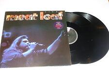 MEAT LOAF - Live - 1987 UK 8-track live vinyl LP