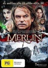 Merlin : NEW DVD