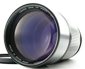 Excellent Canon FD 200mm f/2.8 S.s.C SSC MF Telephoto Lens from Japan