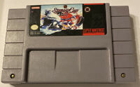 NHL Stanley Cup (Super Nintendo, 1993) Cleaned Tested Free Shipping