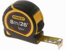 Stanley Analogue Tape Measures 8m Item Subtype