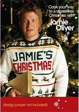 JAMIE OLIVER Jamie's Christmas DVD NEW