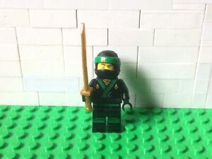 LEGO The Ninjago Movie Lloyd Minifigure njo312 From Sets 76012 76013 76018 70656