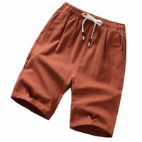 Men's Summer Casual Short Pants Gym Fitness Jogging Running Sports Wear Shorts