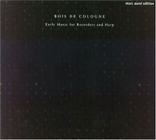 : Early Music for Recorder & Harp Import Audio CD