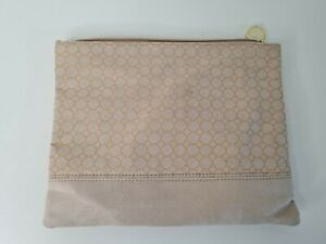 Bvlgari for Emirates Business Class Amenity Make up Cosmetic Bag Only *MARK*
