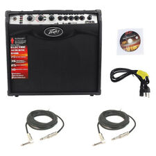"Peavey Vypyr Vip2 Combo Amp 12"" Modeling Guitar 40W Amplifier & (2) 1/4"" Cable"
