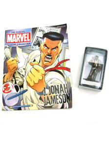 J. Jonah Jameson Statue Marvel Classic Collection Die-Cast Spider-Man New #180