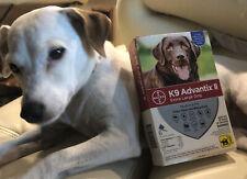 K9 Advantix Ii Extra Large Xl Dog over 55 Lbs 6 Month Blue Flea, Tick, *Sealed*