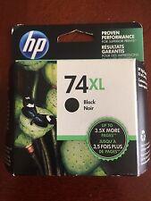Hp 74 Xl ink cartridge Genuine