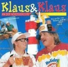Klaus & Klaus An der Nordseeküste (compilation, 15 tracks, 2003) [CD]