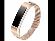 For Fitbit Alta/Alta HR Milanese Loop stainless Steel Magnetic Clasp strap