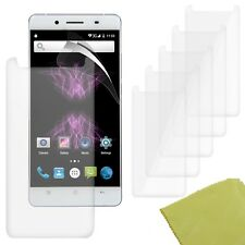 5 Pack PET Film Screen Protector Guard For Cubot X16