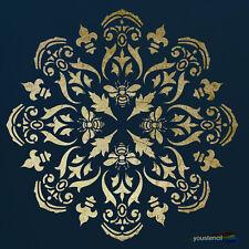 Mandala  #1 Stencil Template: Scrapbooking, Art,  Airbrushing: ST38A4