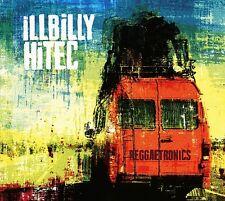 ILLBILLY HITEC - REGGAETRONICS  CD NEU