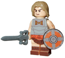 LEGO Custom Printed BATTLE ARMOR HE-MAN Masters Of The Universe MOTUC Minifigure