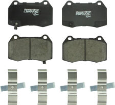 Disc Brake Pad Set-Grand Touring Front Perfect Stop PC960