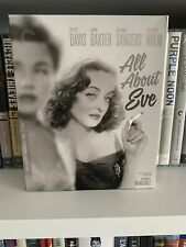All About Eve (Blu-ray Disc, Criterion Collection DigiPack, 2019)