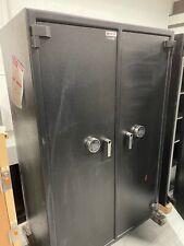 Double Door Retail Inventory Control Safe