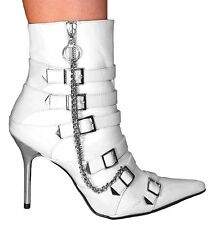 Unbranded Stiletto Synthetic Ankle Boots for Women