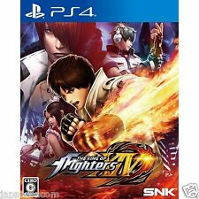 Used The King of Fighters XIV SNK SONY PS4 PLAYSTATION JAPANESE IMPORT JAPANZON